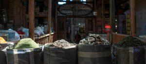 حول سوق همدان التقليدي