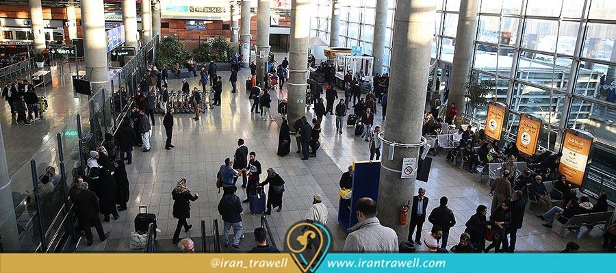 مطار الإمام الخميني الدولي