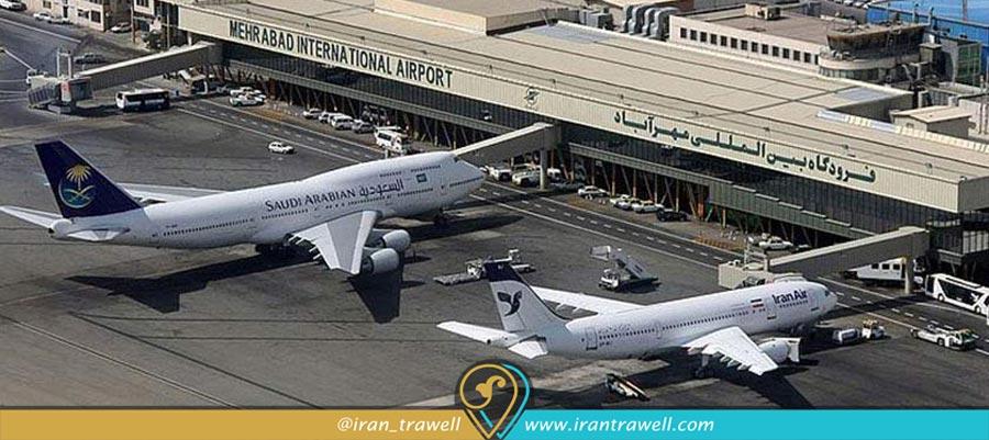 مطار مهراباد