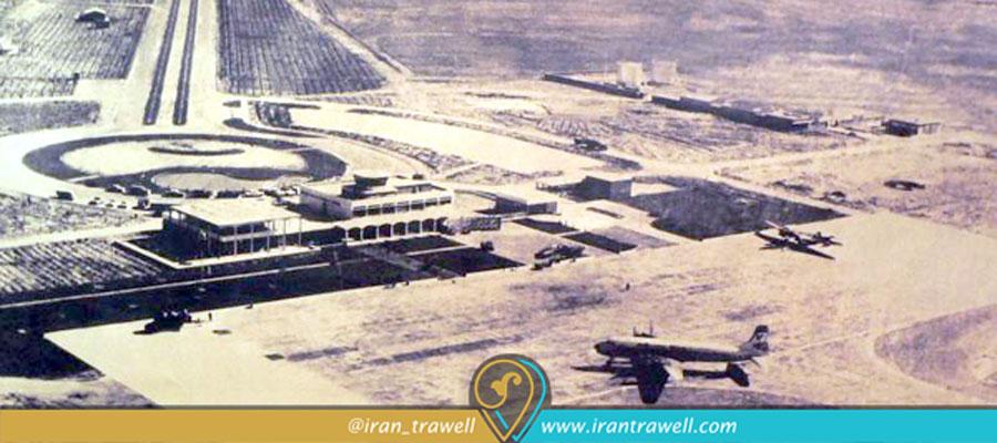 مطار شيراز الدولي