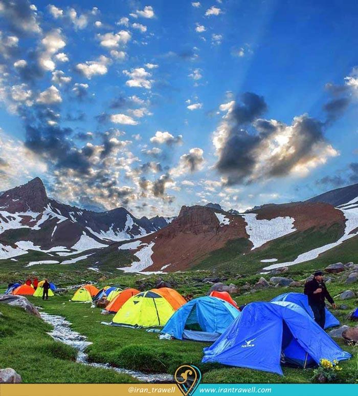 جبل علم كوه