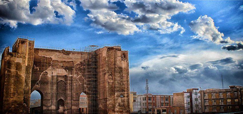 قلعة تبريز (أرك عليشاه) | بناية مبقية من تاريخ تبريز القاسي